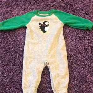 Fleece Romper Sz 12 Months